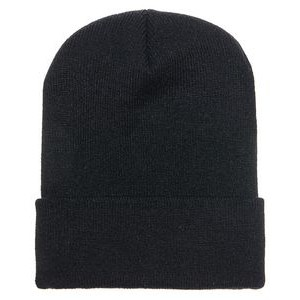 Yupoong Adult Cuffed Knit Beanie